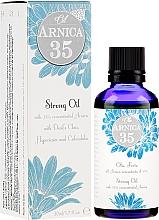 Kup Skoncentrowany olejek o właściwościach przeciwbólowych z arniką do masażu mięśni - Arnica 35 Strong Oil