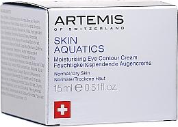 Kup Krem pod oczy - Artemis of Switzerland Skin Aquatics Moisturising Eye Contour Cream