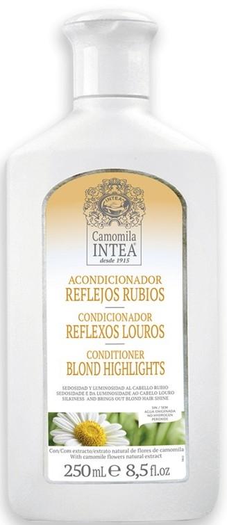 Odżywka do jasnych włosów z wyciągiem z rumianku - Intea Camomile Hair Conditioner Blond Hightlights — фото N1