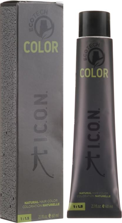 Nawilżająca farba bez amoniaku do włosów - I.C.O.N. Ecotech Color Natural Hair Color — фото N1