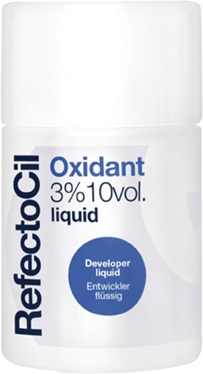 Woda utleniona w płynie - RefectoCil Oxidant 3% 10 vol. Liquid