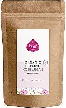Kup Wygładzający peeling organiczny do ciała Róża i argan - Eliah Sahil Peeling Organic Rose Argan
