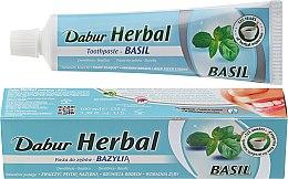 Kup Bazyliowa pasta do zębów - Dabur Herb'l Basil