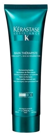 Kąpiel do włosów bardzo osłabionych i zniszczonych - Kérastase Resistance Bain Therapiste