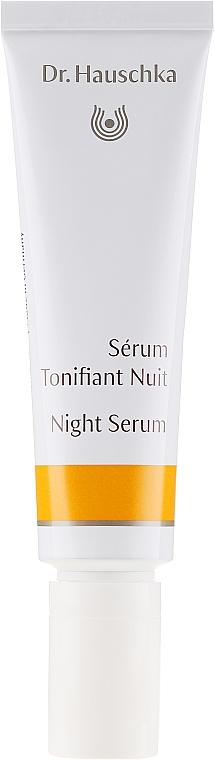 Serum do twarzy na noc - Dr. Hauschka Night Serum — фото N2