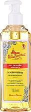 Kup Alvarez Gomez Agua de Colonia Concentrada Gel - Nawilżający żel do kąpieli i pod prysznic z dozownikiem