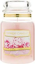 Kup Świeca zapachowa w słoiku - Yankee Candle Blush Bouquet Sunday Brunch Collection