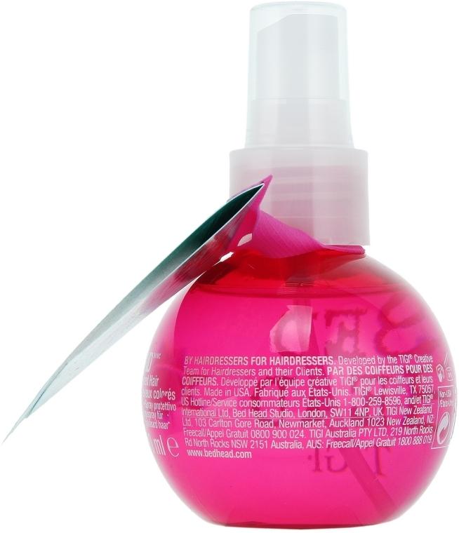 Ochronny spray do włosów farbowanych - Tigi Bed Head Beach Bound Protection Spray — фото N2