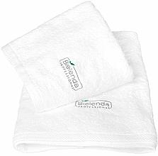 Kup Ręcznik z froty, logo, 50x100 - Bielenda Professional