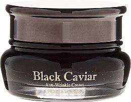 Kup Przeciwzmarszczkowy krem regenerujący do twarzy z ekstraktem z czarnego kawioru - Holika Holika Black Caviar Anti-Wrinkle Cream