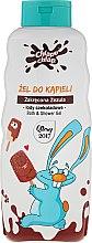 Kup Żel do kąpieli o zapachu lodów czekoladowych dla dzieci Zakręcona Zezula - Chlapu Chlap