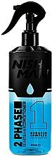 Kup 2-fazowa odżywka do włosów i brody - Nishman Beard & Hair 2 Phase Conditioner