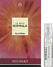 Kup Molinard Le Reve Nirmala - Woda perfumowana (próbka)