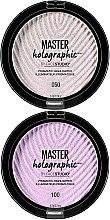 Rozświetlacz do twarzy - Maybelline Master Holographic Prismatic Highlighter — фото N4