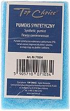Kup Pumeks syntetyczny 71034, niebieski - Top Choice