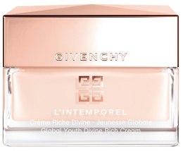 Kup Przeciwstarzeniowy krem do twarzy - Givenchy L'Intemporel Global Youth Divine Rich Cream