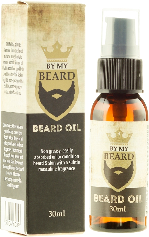 Olejek do brody - By My Beard Beard Care Oil