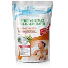 Kup Biszofitowa sól do kąpieli pomagająca zrzucić wagę - FitoKosmetik