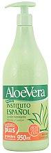 Kup Nawilżające mleczko do ciała z aloesem - Instituto Espanol Aloe Vera Body Milk Lotion