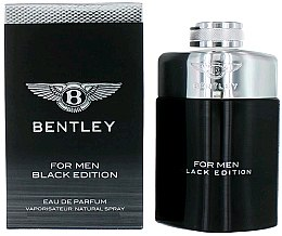 Kup Bentley For Men Black Edition - Woda perfumowana
