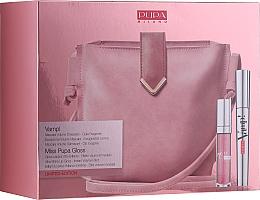 Kup Zestaw - Pupa Limited Edition (mascara/9ml + lip/gloss/5ml + bag)