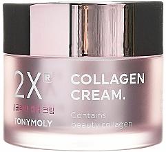 Kup Kolagenowy krem do twarzy - Tony Moly 2X Collagen Capture Cream