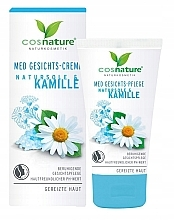 Kup Krem do twarzy - Cosnature MED Face Cream Brine & Chamomille