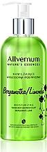 Kup Nawilżające mydło do rąk i pod prysznic Bergamotka i limonka - Allvernum Nature's Essences