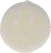 Kup Gąbka do kąpieli, 6008, biała - Donegal