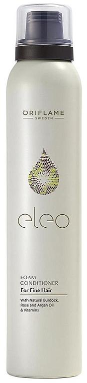 Odżywka do włosów w piance - Oriflame Eleo Foam Conditioner For Fine Hair — фото N1