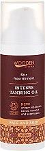 Kup Intensywny olejek do opalania do twarzy i ciała - Wooden Spoon Intense Tanning Oil
