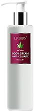 Kup Antycellulitowy krem do ciała - Livioon Body Cream Hemp Oil Anti-Cellulit