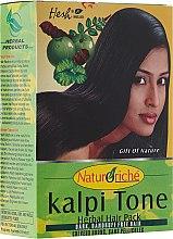 Kup Maseczka w proszku do włosów ciemnych - Hesh Kalpi Tone Powder