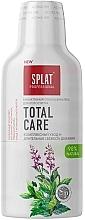 Kup Ochronny płyn do płukania jamy ustnej - SPLAT Total Care Mouthwash