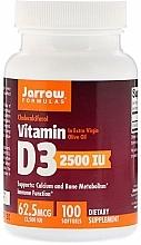 Kup Suplement diety z witaminą D3 - Jarrow Formulas Cholecalciferol Vitamin D3 2500 IU