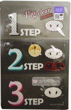 Kup System do usuwania czarnych wągrów - Holika Holika Pig-Clear Strong Black Head Kit