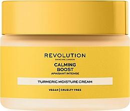 Kup Krem do twarzy z kurkumą - Revolution Skincare Boost Calming Turmeric