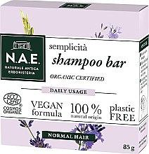 Kup Szampon w kostce do włosów normalnych - N.A.E. Semplicita Daily Usage Shampoo Bar