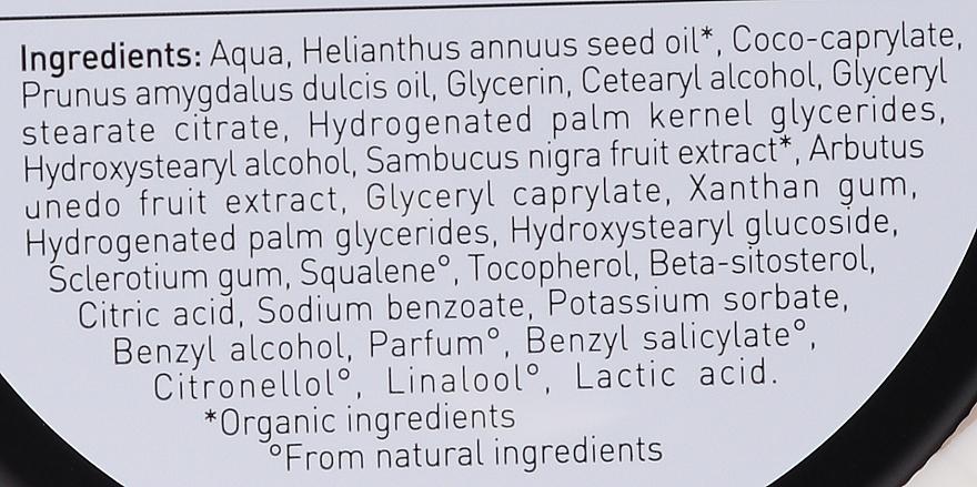 Krem do twarzy i ciała - Bio Happy Arbutus & Elderberry Face & Body Cream — фото N4