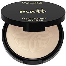 Kup Matujący puder w kompakcie do twarzy - Vollare Mattifying Face Powder