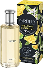 Kup Yardley Freesia & Bergamot - Woda toaletowa