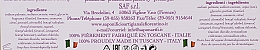 Zestaw naturalnych mydeł w kostce Cedr i lawenda - Saponificio Artigianale Fiorentino Capri Lavender & Cedar (3 x soap 100 g) — фото N2