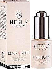 Kup Organiczny olejek do twarzy Czarna róża - Herla