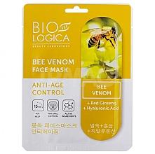 Kup Maska z jadem pszczelim Przeciwstarzeniowa pielęgnacja - Biologica Bee Venom