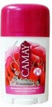 Kup Dezodorant-antyperspirant w sztyfcie - Camay Romantique
