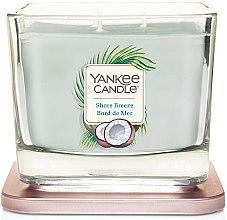 Kup Świeca zapachowa w szkle - Yankee Candle Elevation Shore Breeze