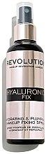 Kup Spray utrwalający makijaż - Makeup Revolution Hyaluronic Fix Spray