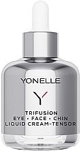 Kup Płynny krem na dzień i na noc - Yonelle Trifusion Eye-Face-Chin Liquid Cream Tensor
