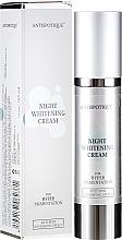 Kup Rozjaśniający krem do twarzy na noc - Antispotique Night Whitening Cream