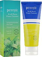 Kup Głęboko oczyszczająca pianka do mycia twarzy - Petitfee & Koelf D-off Phyto Foam Cleanser